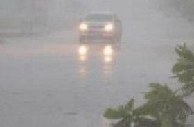 Temporal provoca alagamento em várias cidades no Sertão de Alagoas