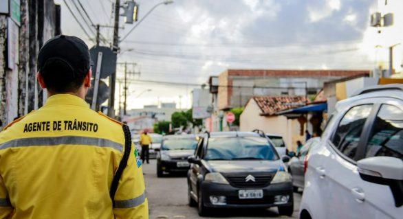 Prefeitura de Maceió reforça sinalização na Rua Íris Alagoense