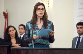 Deputada do MDB será independente ao governo Renan Filho
