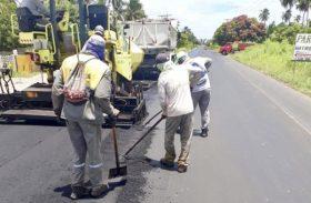 Obras de recuperação das rodovias em Campestre e Maragogi avançam