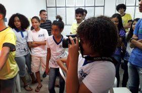 Projeto estimula jovens a retratar prevenção à violência com fotografia