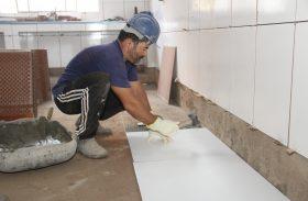 Prefeito visita obras do povoado Cangandu