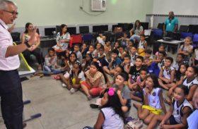 Dia da água: Prefeitura promove atividades educativas