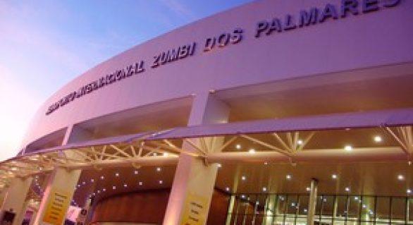 Aeroporto Zumbi dos Palmares receberá R$ 411 milhões de investimentos, diz secretário