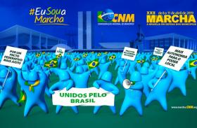Alagoas participa ativamente da Marcha