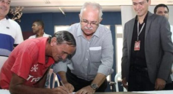 Arapiraca: quitação da dívida dos agricultores possibilita abertura de crédito superior a R$ 4 milhões