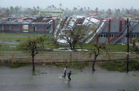 Tempestade que atingiu Moçambique foi a pior no Hemisfério Sul, afirma ONU