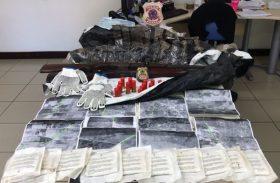 Polícia Federal apreende armas e munições em Batalha, AL
