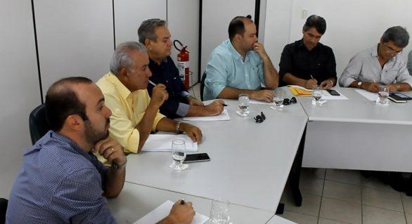 Dirigentes do setor agropecuário apresentam demandas ao secretário Ronaldo Lessa