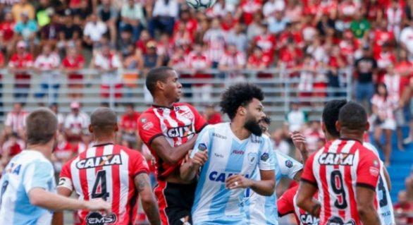 CRB estreia na Série B no dia 27 de abril, contra o Londrina, no Rei Pelé