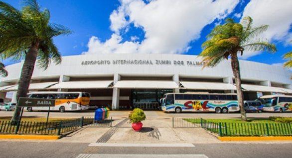Aeroporto de Maceió está entre os melhores do País