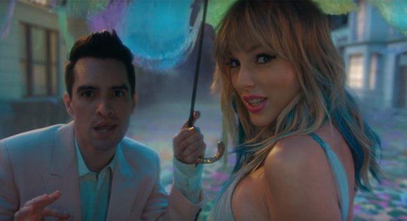 Taylor Swift lança clipe inédito com Brendon Urie
