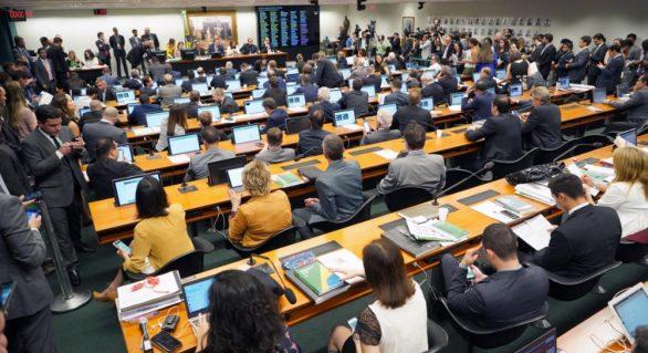 Oposição é derrotada em votação para presidência da CCJ
