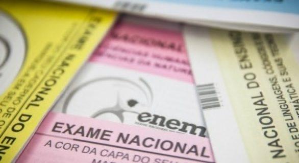 Resultado do pedido de isenção da taxa do Enem será divulgado hoje (17)