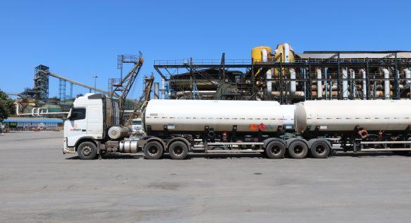 Usinas acumulam produção de 1,2 milhões de toneladas de açúcar