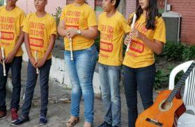 Projeto O Amanhã de Pindorama promove inclusão social entre jovens