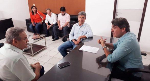 ACA e Seagri acertam detalhes da abertura da Expoalagoas Genética