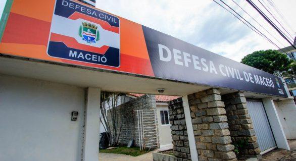 Defesa Civil inaugura nova sede do Pinheiro na próxima semana