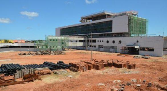 Maceió possui oito obras federais paralisadas ou suspensas