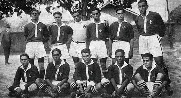 O clube que abriu as portas do futebol para os negros