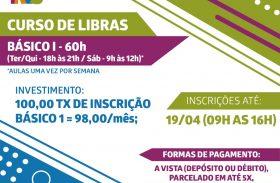 Instituto de referência em surdez abre inscrições para curso de Libras em Maceió