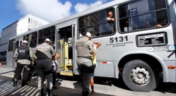 Redução do número de assaltos a ônibus em Maceió ganha destaque nacional
