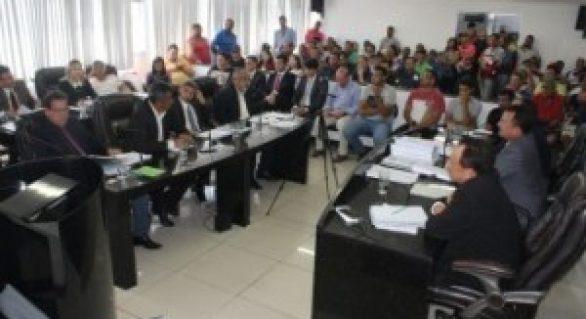 Novas denúncias contra Eraldo Gomes chegam à Câmara de Vereadores