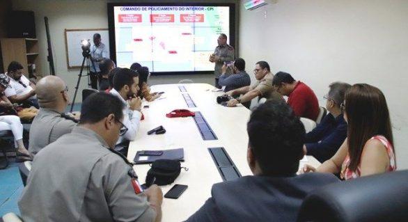 Alagoas terá reforço na segurança de mais de 5 mil policiais na Semana Santa