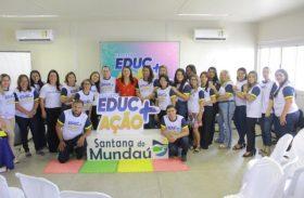 Prefeitura de Santana do Mundaú lança projeto EDUC+AÇÃO