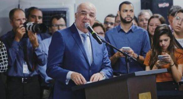 Posse de Fábio Farias foi prestigiada  no Gabinete Civil do governo de AL