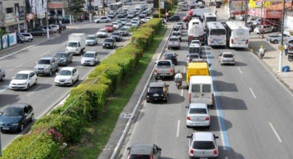 Boleto do IPVA de veículos com placas finais 5 e 6 deve ser pago até o dia 30