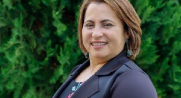 Genoveva Albuquerque representa Alagoas no Politize
