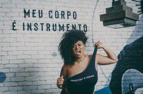 Alagoana Rízia, do BBB19, expõe seu processo de aceitação do corpo e cita lição do reality