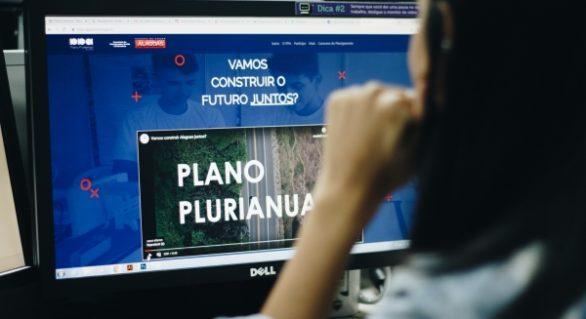 Governo de AL abre plataforma online para receber sugestões da população