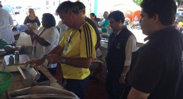 Procon Maceió intensifica fiscalização nas balanças de pescados