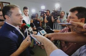 Governador inaugura empresa e assina ordem de serviço para pavimentar núcleo industrial