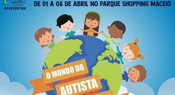 Dia Mundial de Conscientização sobre o Autismo é comemorado com ações e lançamento de aplicativos em Maceió