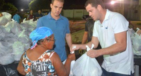 Prefeitura de Murici distribui 12 toneladas de peixe na Semana Santa