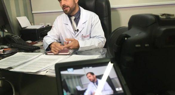 Oftalmologista alerta para a prevenção contra cegueira irreversível