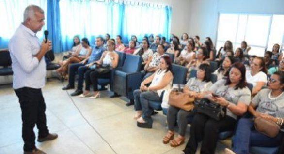 Semed de São José da Laje Realiza Formação Sobre Atendimento Educacional Especializado