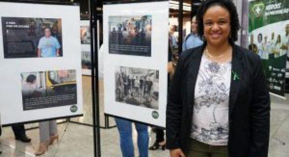 Exposição fotográfica homenageia papel dos técnicos de segurança