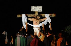 Cristo Redentor está revitalizado e será palco de Missa de Páscoa