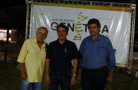 Presidente da Faeal prestigia abertura oficial da Expoalagoas 2019