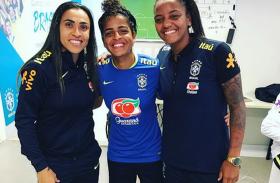 Alagoas tem duas convocadas para seleção feminina de futebol
