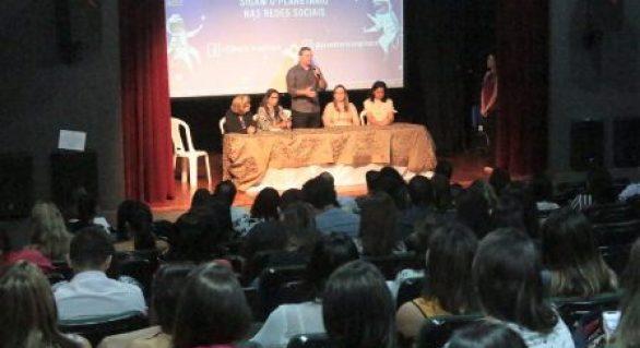 Município promove evento da rede de oncologia para profissionais de Arapiraca