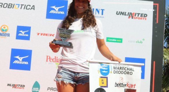 Deodorense é destaque em campeonato de Triatholn, no Rio de Janeiro