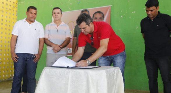 Vida Nova nas Grotas: mais 103 residências serão reformadas na Grota das Piabas'