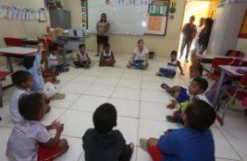 PSE realiza palestras sobre alimentação saudável nas escolas de Marechal