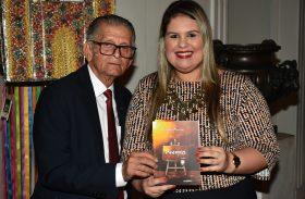 Ismael Pereira lança livro inspirado na cultura e história sertaneja de AL