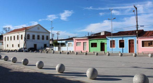 Largo da Matriz e Casa de Câmara são requalificados em Marechal Deodoro